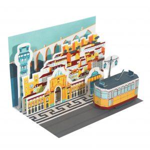 Cities Postcards