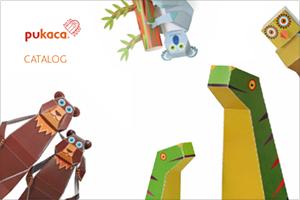 PUKACA Catalog cover
