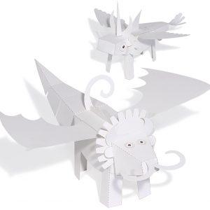Muuoinc! Paper Toys